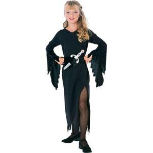 Sorceress Childs Girls Husky Costume Size 14