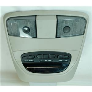 2004-2009 Dodge Durango Overhead Console with Map Lights OTIS and Homelink