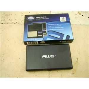 Digital Pocket Scale-Gold-Silver-Gram-Grain-CT-OZ-0.01 Gram Black-AAA-70G