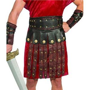 Roman Apron and Belt Set Costume Accessory