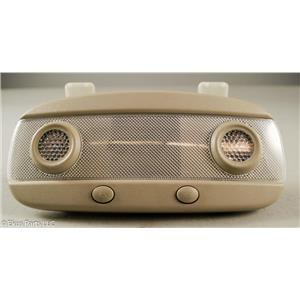 2011-2017 Ford Fiesta Overhead Console with Map Lights