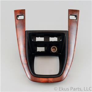 Lexus RX300 1999-2003 Interior Floor Shift Trim Bezel with 12 volt Outlet