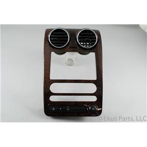 08-09 Ford Taurus X Radio Auto Climate Dash Trim Bezel Reverse Sensing System