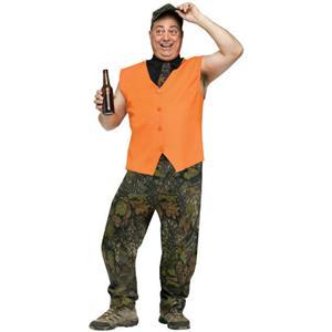 Hunting Redneck Groom Adult Halloween Costume