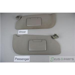 2005-2007 Terraza Saturn Relay Chevrolet Uplander Sun Visor with Covered Mirrors