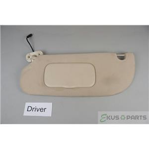 2002-2005 Ford Explorer Mountaineer Driver Side Sun Visor w/ Lighted Mirror