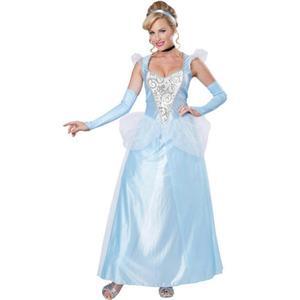 Classic Cinderella Adult Costume XS 4-6