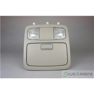 03-09 4Runner 02-06 Camry Overhead Console Map Lights Storage Compartment