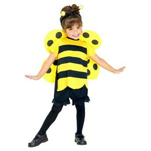 Lil' Bumble Bee Toddler Costume