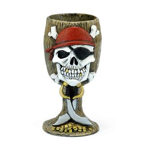 Pirate Cup Goblet Chalice Costume Accessory
