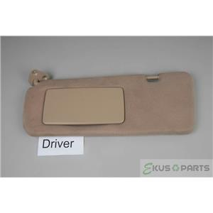 1999 Toyota Camry Sun Visor - Driver Side with Covered Mirror . ekusparts 2e3eaaf9c88