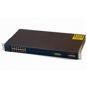 Cisco WS-C2950G-12-EI Catalyst 2950 Series 12-Port 10/100/1000 Ethernet Switch