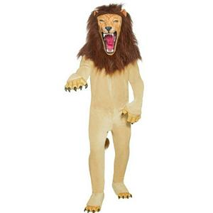 Cirque Sinister: Vicious Circus Lion Adult Costume