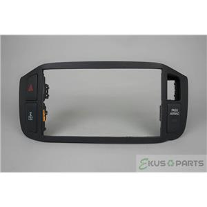 2003 2004 2005 Honda Pilot Radio Interior Trim Bezel w/ Hazard Switch & 4WD Lock