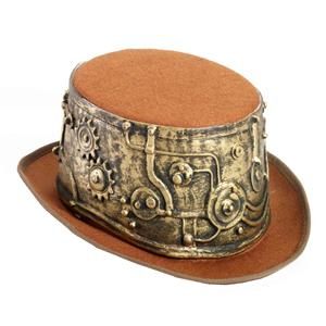 Deluxe Steampunk Top Hat
