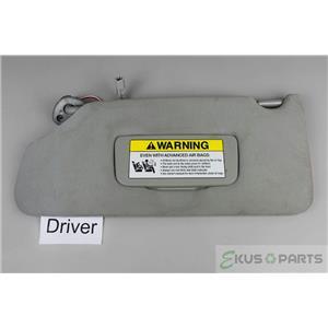 2003-2007 Honda Accord Driver Side Sun Visor with Lighted Mirror and Adjust Bar