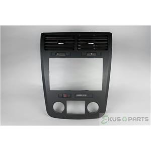 2007-2010 Saturn Outlook Radio Auto Climate Dash Trim Bezel Vents Hazard Switch