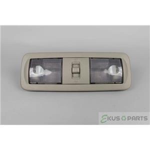05-08 Nissan Xterra Frontier Overhead Console Map Lights Light Switch