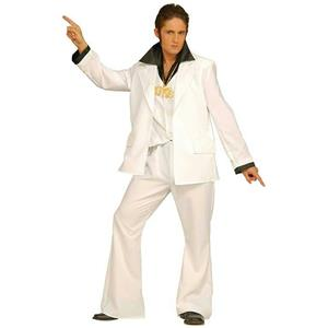 Disco Fever 1970's Adult Costume Suit