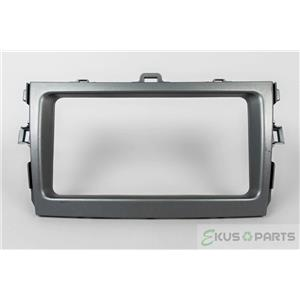 2009-2013 Toyota Corolla Radio Dash Trim Bezel with 4x8 Inch Opening