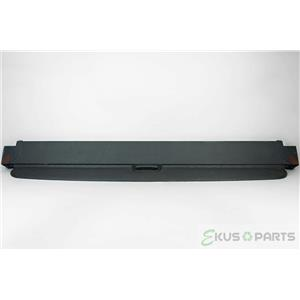 2007-2013 BMW X5 (E70) Rear Cargo Cover with Retractable Shade for Privacy