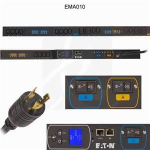 Eaton EMA010 Power Distribution Unit Managed ePDU 5.8kVA L6-30P 24A (20) C13 C19
