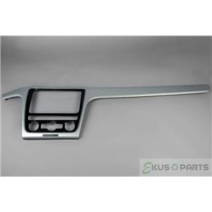 2011-2014 Volkswagen Passat Radio Climate Dash Trim Bezel for Manual AC Unit