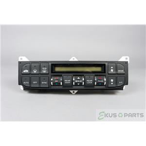 2005 Honda Odyssey Climate Temperature Control Unit Auto Climate Rear Defrost