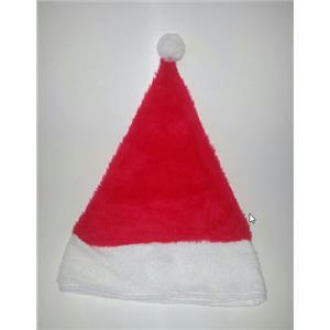 Plush Santa Claus Hat Christmas Costume Accessory 22012