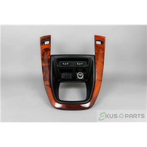 2000 Lexus RX300 Shift Floor Trim Bezel with Seat Warmer Switchers