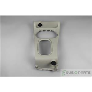 2005-2010 Chevrolet Automatic Shift Floor Trim Bezel with 2 12 Volt Outlets