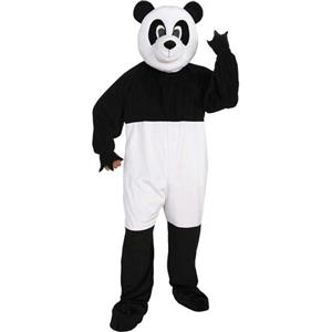 Forum Promotional Mascot Panda Adult Costume