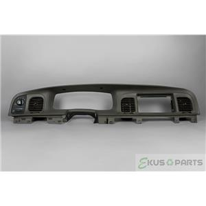 03-11 Ford Crown Victoria Grand Marquis Dash Trim Bezel w/ Vents &  Light Switch
