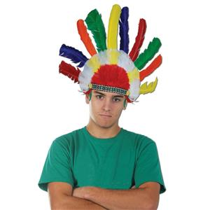 Indian Headdress Costume Accessory