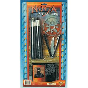 Ninja Toy Weapon Accessory Kit