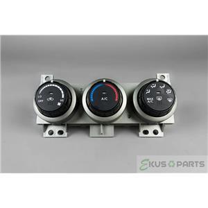2008-2013 Nissan Rogue Climate Control Unit / Panel Manual Controls