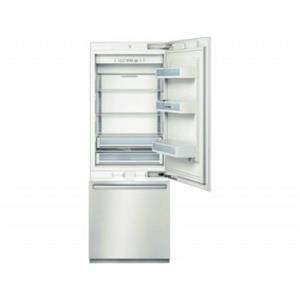 "Bosch Benchmark Series 30"" Refrigerator Bottom-Freezer B30IB800SP Excellent"