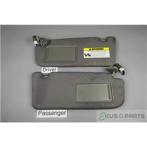 2007 Hyundai Santa Fe Sun Visor Set with Extension Panels . ekusparts d897035e91e