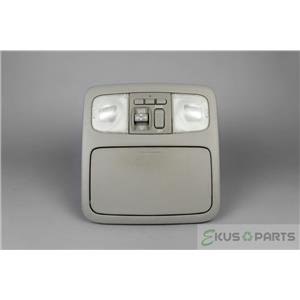 Toyota Highlander 2004-2007 Overhead Console with Homelink & Sunroof Switch
