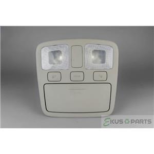 2006-2011 Hyundai Accent Overhead Console w/ Map Lights, Door Light & Storage