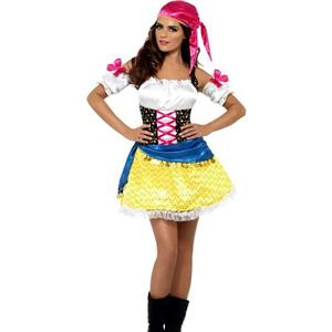 Fever Gypsy Glam Adult Costume Size Large