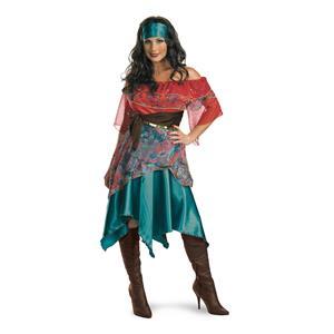Bohemian Babe Gypsy Adult Costume Size Medium 8-10