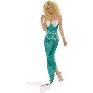 Mermaid Adult Costume Size Medium