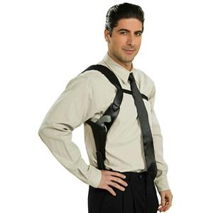 Detective Cop Police Costume Gun Holster Accessory