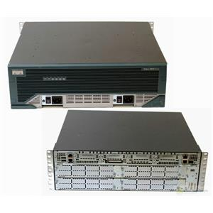 CISCO3845-AC-IP Dual AC-IP PoE Power Gigabit Router 3845 1GB/128F