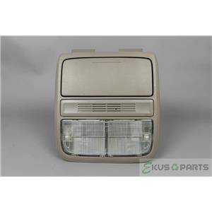 2009-2012 Honda Accord Pilot Overhead Console with Map Lights