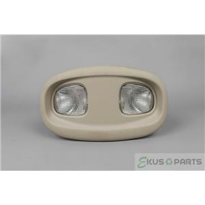 2002-2006 Jeep Liberty Overhead Console with Dome Map Lights