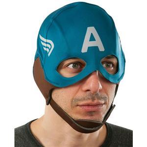 Rubie's Men's Marvel Universe Captain America Winter Soldier Retro Fabric Mask