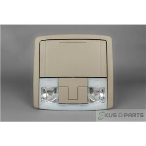 2008-2009 Ford Taurus Interior Overhead Console Map Lights Storage