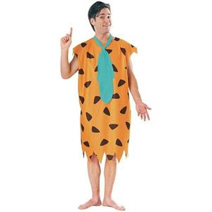 The Flintstones: Fred Flintstone Animated Adult Costume Standard Size